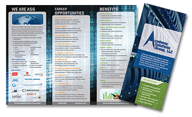 ASG Career Brochure